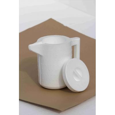 Polystyrenová nádoba pro krátkodobé uchování dusíku 1litr...